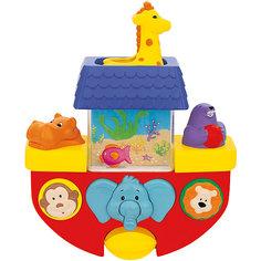 """Игрушка для ванны Kiddieland """"Кораблик"""""""