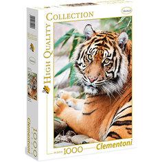 "Пазл Clementoni ""Суматранский тигр"", 1000 элементов"