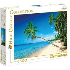 """Пазл Clementoni """"Карибские острова"""", 1500 элементов"""