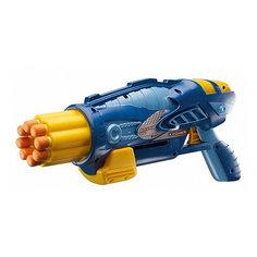 "Бластер Simba ""X-Power"" 35 см, синий"