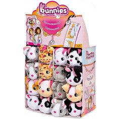 """Мягкая игрушка на магнитах IMC Toys """"Кролик Bunnies"""" 9,5 см (в ассортименте)"""