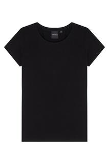 Однотонная футболка Blank.Moscow