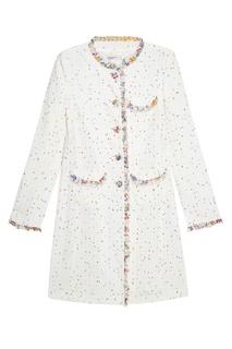 Легкое пальто из хлопка Emanuel Ungaro Vintage
