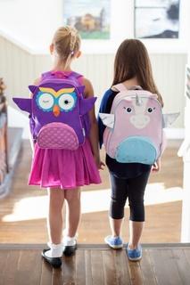 Детский рюкзак с совой Zoocchini