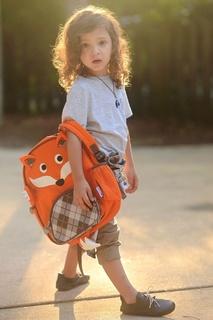 Детский рюкзак с лисой Zoocchini