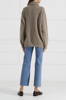 Джинсы с отрезанными краями Lou MiH Jeans