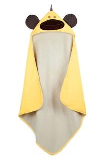 Желтое полотенце с капюшоном 3 Sprouts