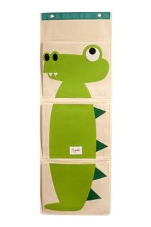 Органайзер на стену с крокодилом 3 Sprouts