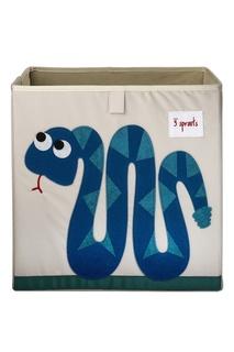 Коробка для хранения «Змейка» 3 Sprouts