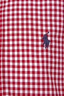 Рубашка в клетку Ralph Lauren Children