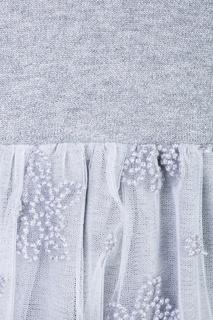 Платье с вышивкой Il Gufo