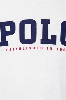 Свитшот с логотипом Ralph Lauren Children