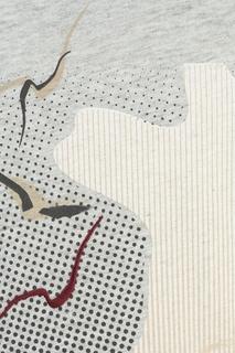 Лонгслив с принтом и вышивкой Dior Children