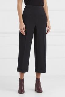 Укороченные брюки с отворотами Mm6 Maison Margiela
