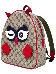 Рюкзак с аппликацией Gucci Children