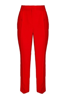 Красные брюки со стрелками Essentiel