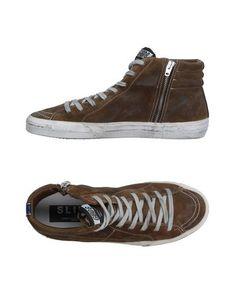 Высокие кеды и кроссовки Golden Goose Deluxe Brand