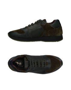 Низкие кеды и кроссовки MOS