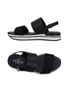 Сандалии Hogan