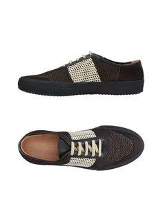 Низкие кеды и кроссовки Dries Van Noten