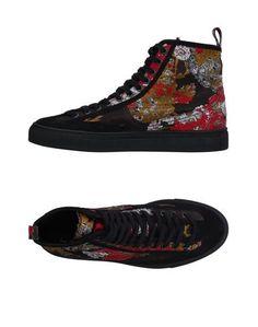 Высокие кеды и кроссовки Dries Van Noten