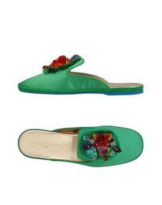 Домашние туфли Carshoe