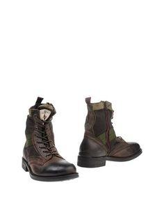 Полусапоги и высокие ботинки Smiths American