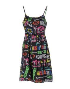 Платье до колена Moschino Couture
