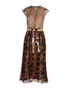 Платье длиной 3/4 Tessuto Della Memoria BY MalÌparmi