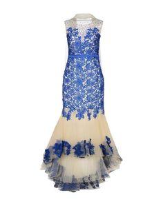 Длинное платье Musani Gold