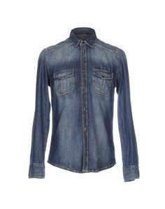 Джинсовая рубашка Antony Morato