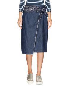 Джинсовая юбка PF Paola Frani