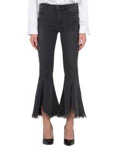 Джинсовые брюки-капри Jovonna