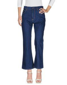 Джинсовые брюки Attico