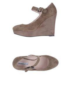 Обувь на танкетке EmanuÉlle VEE