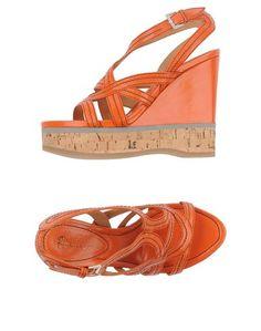 Обувь на танкетке EVA Turner