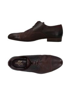Обувь на шнурках Lidfort