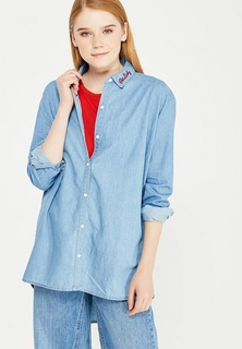Рубашка джинсовая Jennyfer