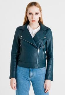 Куртка кожаная UNNA