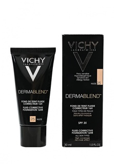 Тональный флюид Vichy