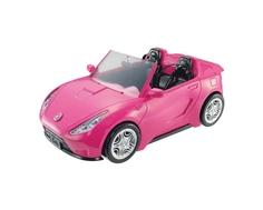 Автомобиль Barbie «Гламурный кабриолет»