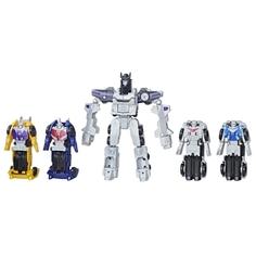 Игровой набор Transformers «Роботы под прикрытием» Тим-Комбайнер в ассортименте