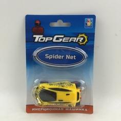 Машинка инерционная 1Toy «Top Gear-Spider Net»