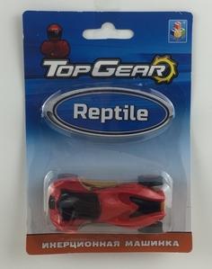 Машинка инерционная 1Toy «Top Gear-Reptile»