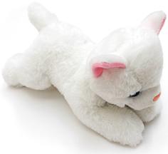 Мягкая игрушка Button Blue «Котенок» 23 см белый