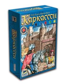 Настольная игра Hobbyworld «Каркассон» 2-е рус.изд.