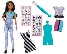 Игровой набор Barbie «EMOJI» 33 см, в ассортименте
