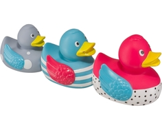 Набор игрушек для ванной Happy Baby «Funny ducks»