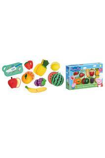 Игровой набор фруктов, 10 пр. Peppa Pig