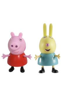 Игровой набор Пеппа и Ребекка Peppa Pig